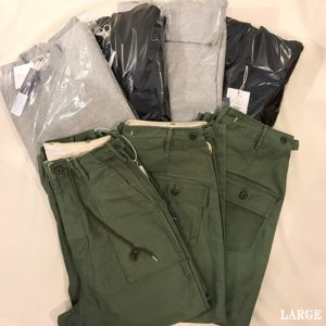 SETTO 2018AW【LARGE郡山店】